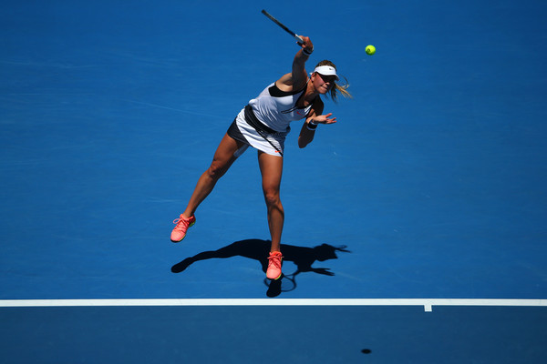 Witthoeft was unlucky to not take her chances today | Photo: Michael Dodge/Getty Images AsiaPac