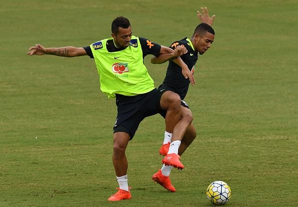 Rafael Carioca esteve na lista de Tite para os jogos contra Equador e Colômbia (Foto: Vanderlei Almeida/AFP)