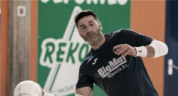 Carlos Cobo continúa en el Noia | Foto: LNFS