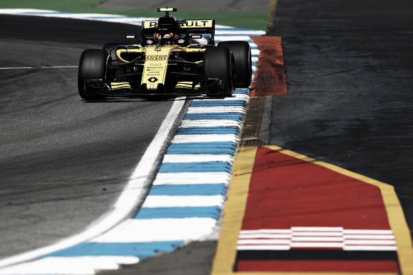 Sainz en Alemania | Foto: Getty Images
