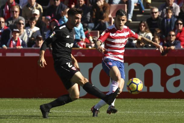 Carmona regresó a la titularidad | Foto: Antonio Juárez
