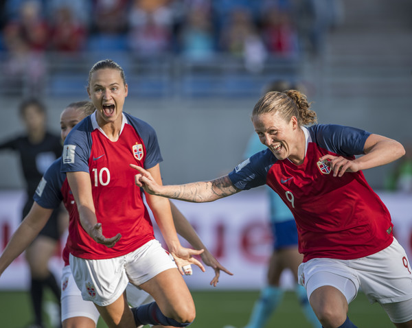 In Hansen and Herlovsen, Norway have two very capable players | Source: Getty Images