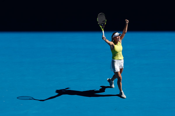Caroline Wozniacki triumphed after suffering from the huge scare   Photo: Michael Dodge/Getty Images AsiaPac