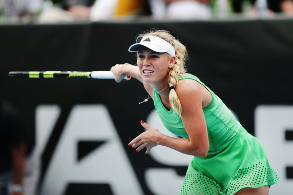 Image result for wozniacki auckland