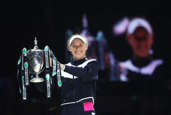 Caroline Wozniacki is currently third in the rankings | Photo: Clive Brunskill/Getty Images AsiaPac