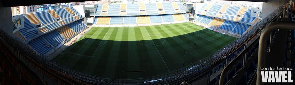 Estadio Ramón de Carranza | Foto: Juan Ignacio Lechuga - VAVEL