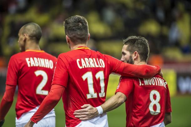 Carrillo estará muy posiblemente en la punta del ataque del Mónaco / Foto: Mónaco