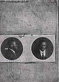 Miguel do Carmo. O primeiro negro do futebol brasileiro a jogar por um clube. Também foi um dos fundadores da Ponte Preta.