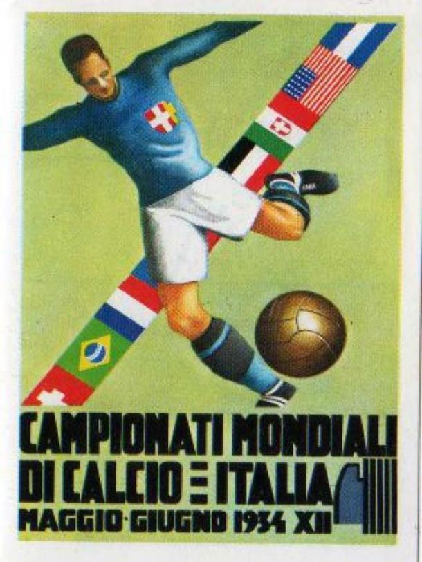 Resultado de imagen para mundial 1934