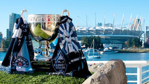 La Cascadia Cup en vista con BC Place(vancouversouthsiders.com)