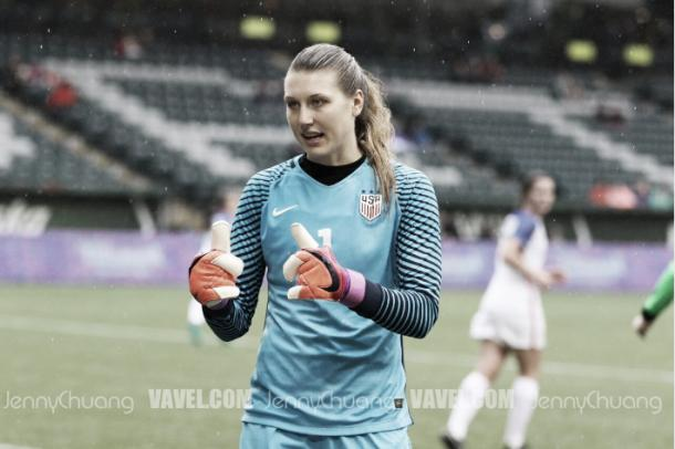 Casey Murphy will be key for the u23s (Source: Jenny Chuang - Vavel)