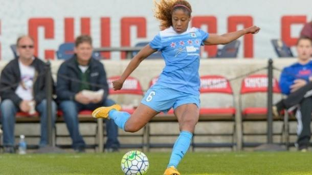 Casey Short is set to miss the game against the Courage | Source: chicagoredstars.com