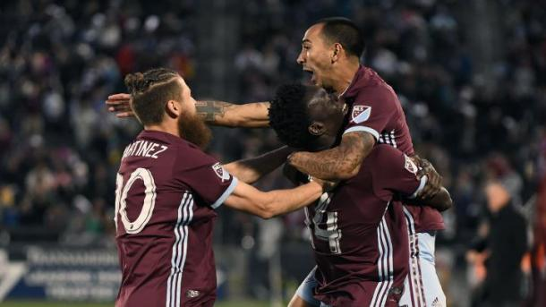 Édgar Castillo could be a difference maker for the Rapids | Source: coloradorapids.com
