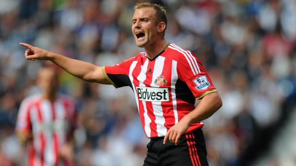 Cattermole has led by example. Photo- SAFC.com