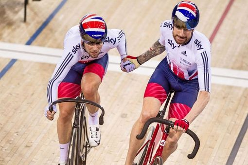 It seems there might be a bit of tension between Wiggins and Cavendish ahead of the eagerly anticipated track events / RoadCyclingUK