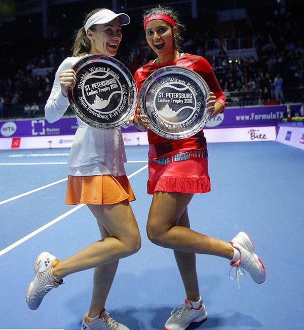 Photo from Sania Mirza's Twitter