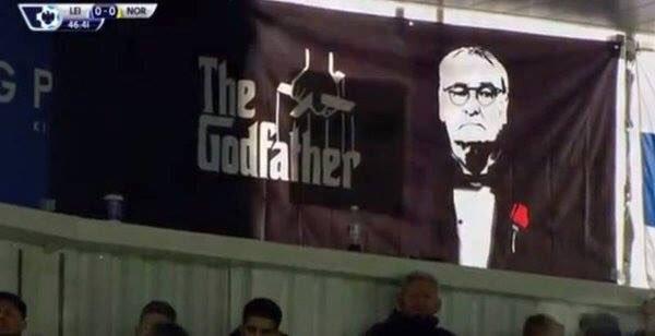 Ranieri, The Godfather