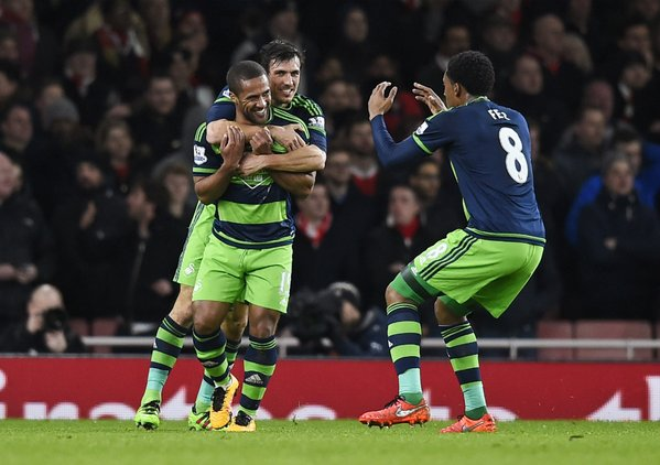 Williams was delighted with the spirit shown by his side in the Arsenal win. | Photo: AP