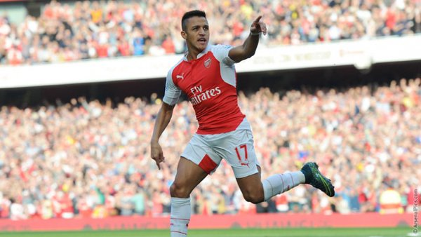 Players like Alexis Sanchez need to step up their form if Arsenal want to clinch the Premier League title. | Photo: Arsenal FC