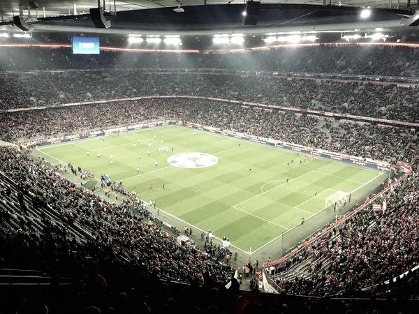 Estadio Allianz Arena. Foto: Fcbayern.com