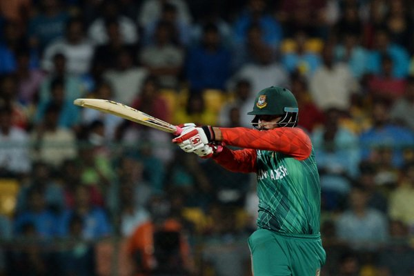 Iqbal got Bangladesh off to a good start scoring 35 | Photo: Getty Images