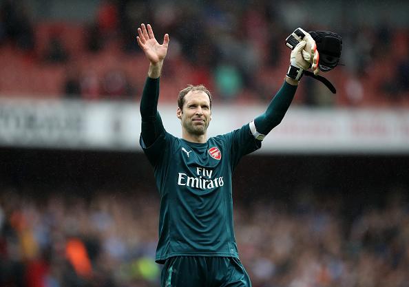 Cech pode ser o primeiro goleiro com 200 jogos sem tomar gols na Premier League (Foto: Julian Finley/Getty Images)