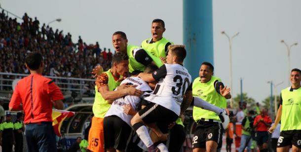 Zamora FC volvió a reencontrarse con su buen fútbol en la Final Absoluta 2016 / www.zamorafutbolclub.org