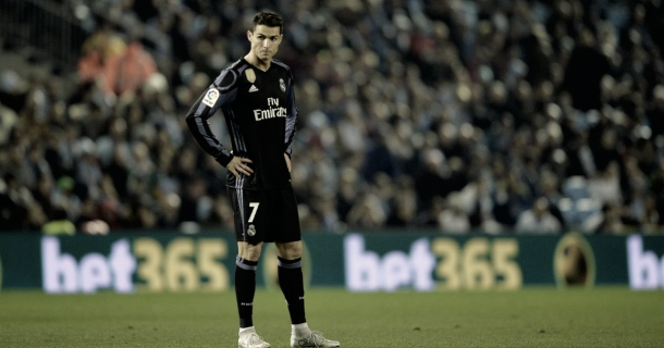 Cristiano Ronaldo, entristecido tras caer eliminados de Copa del Rey | Foto: Página web Real Madrid