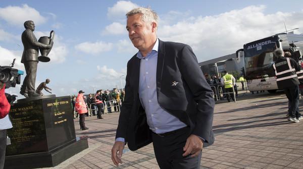 Kare Ingebrigtsen, entrenador del Rosenborg. Foto: Zimbio