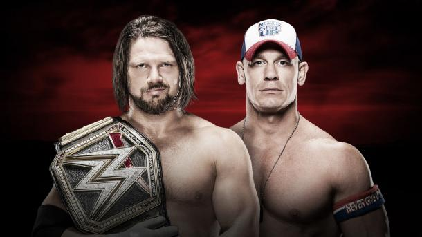 Styles and Cena look to put on another classic