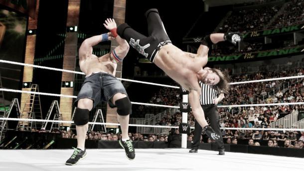 AJ Styles-Cena Foto: wwe.com