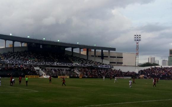 Patativa vem de empate sem gols com o Flamengo de Arcoverde (Foto: Warley Santos/Central)