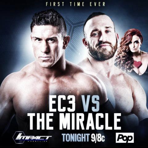 EC3 continued his impressive TNA run. Photo- www.f4wonline.com