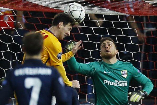Atletico Madrid Barcellona 2-0, GazzettaWorld