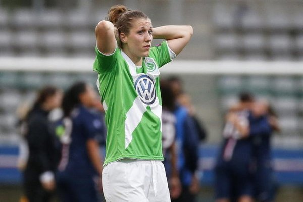 Faißt has endured a difficult season with Wolfsburg. (Photo: Baden)