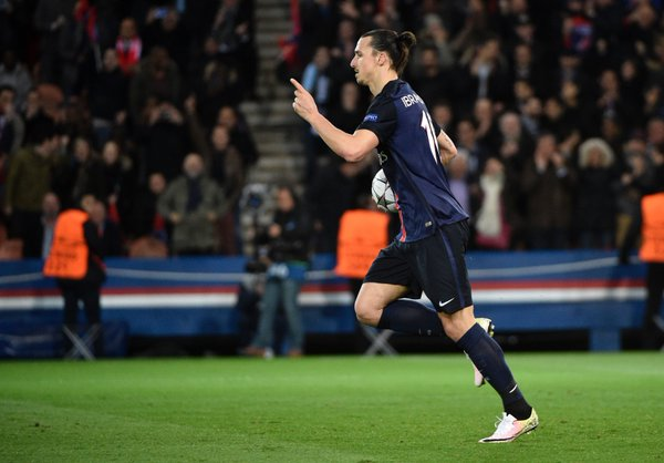 Paris Saint Germain Manchester City 2-2, ChampionsLeague