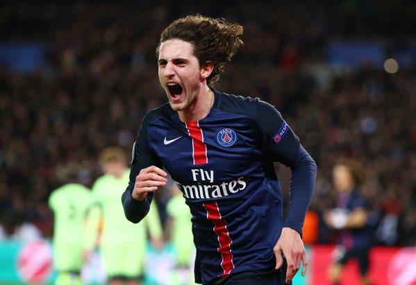 Paris Saint Germain Manchester City 2-2, Champions League