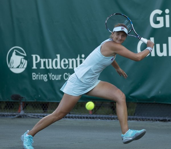 Begu unable to find a breakthrough | Photo: Neal Trousdale