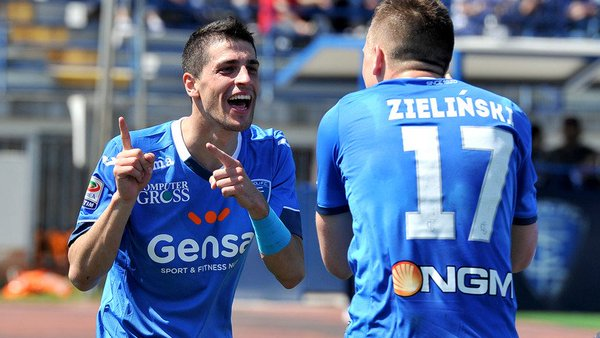 Empoli - Fiorentina 2-0, la Nazione