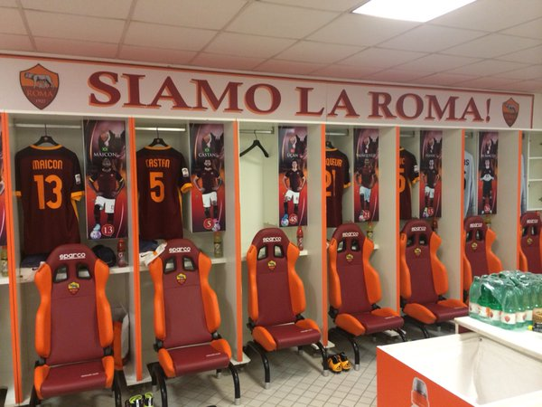 ​ Foto: @OfficialASRoma Twitter