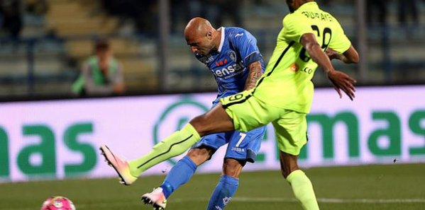 Empoli Hellas Verona 1-0, Twitter HellaVeronaFC