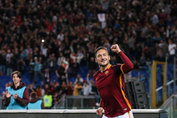 Francesco Totti, gazzettaworld.gazzetta.it