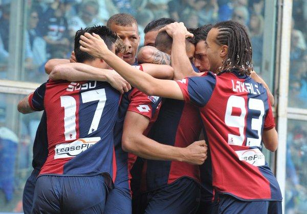 Sampdoria-Genoa 0-3