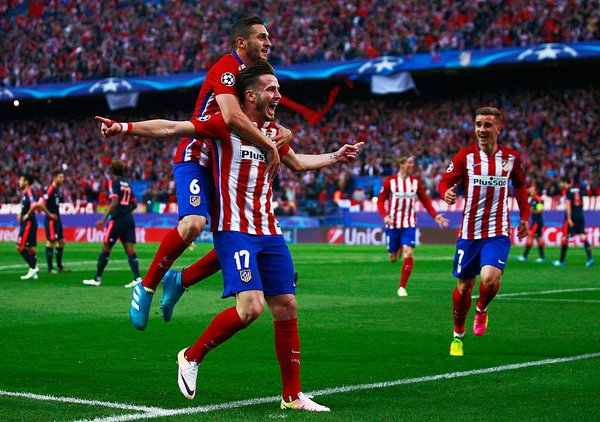 Atletico Madrid Bayern Monaco 1-0, Vavel.es