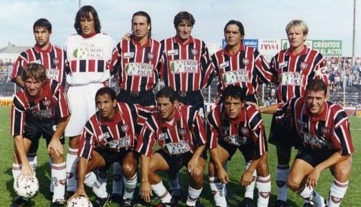 Chacarita Juniors Temporada 1998-99 | Imagen web