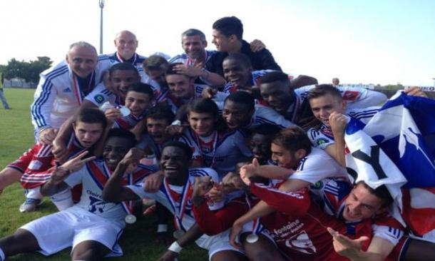 Champion de France U17