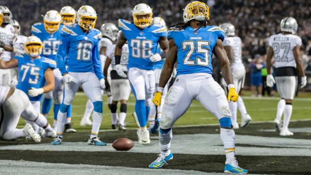 Foto: Los Ángeles Chargers