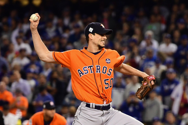 Morton was clutch all postseason long/Photo: Harry How/Getty Images