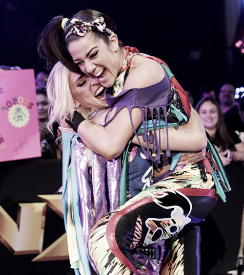 Will the former friends do battle? Photo-WWE.com