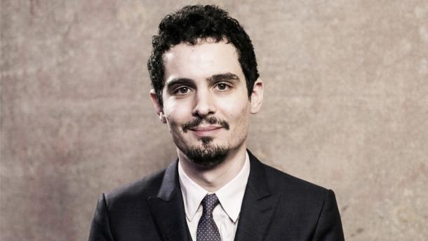 Damien Chazelle director de The First Man. Fotografía de Hollywood